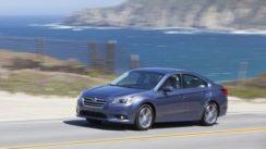 2015 Subaru Legacy Review Video