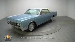 1966 Lincoln Continental Quick Look