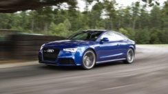 2013 Audi RS5 Track Test Video