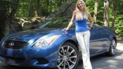 2010 Infiniti G37 Convertible Road Test & Review