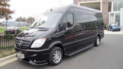 2010 Mercedes-Benz Sprinter Custom Limousine In-Depth Review