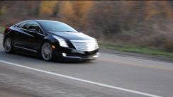 2014 Cadillac ELR Road Test Review