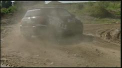 Suzuki Swift Rally Car Video