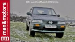 1997 SsangYong Musso GX220 SUV Review