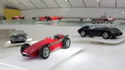 Maserati Centennial Exhibition at Enzo Ferrari Museum