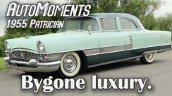 1955 Packard Patrician Test Drive