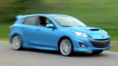 2010 Mazdaspeed3 Car Review