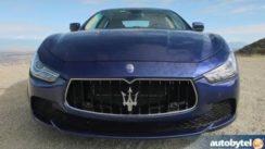 2014 Maserati Ghibli Car Review & Road Test Video