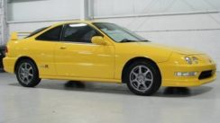 The Acura Integra Type R