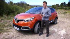 Renault Captur Road Test Review Video