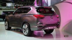 Ssangyong LIV-1 SUV Concept Car