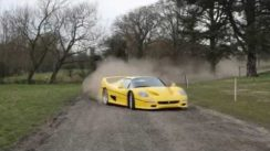 Supercars Driven Like Rally Cars