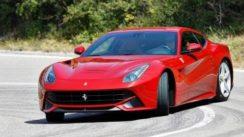 Ferrari F12 Berlinetta Driven Flat Out