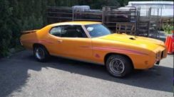 1970 Pontiac GTO Judge Start Up & Test Drive Video