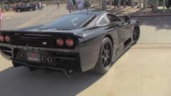 Saleen S7 Twin Turbo Engine Sounds