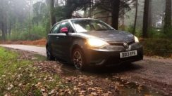 MG3 1.5 VTi 3Style Car Review
