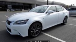2013 Lexus GS350 F-Sport In-Depth Review