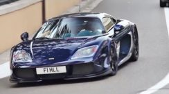 Noble M600 Carbon Sport Sound, Acceleration & Start Up Video