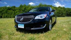 2014 Buick Regal Car Review