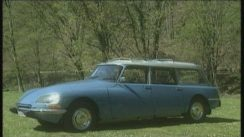 The Legendary Citroen DS