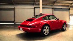 1994 Porsche 911 Carrera 4 Up Close & Personal