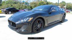 2013 Maserati GranTurismo MC Sport Line In-Depth Review