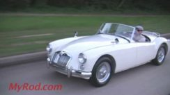 1961 MGA Test Drive Review Video