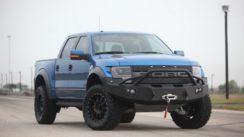 VelociRaptor 600 vs Stock Ford Raptor Truck – Street Race