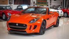 2014 Jaguar F-Type V8 S Quick Look