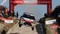 Citroën WRC at Fafe Rally Sprint