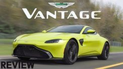 2019 Aston Martin Vantage Review – Very Fast & Very Green