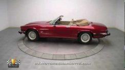 1992 Jaguar XJS Convertible Quick Look