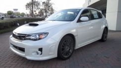 2011 Subaru Impreza WRX Limited Hatchback In-Depth Review