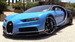 2017 Bugatti Chiron Review Video