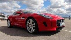 2015 Jaguar F-Type Coupe 0-60 MPH Review: Better than the Roadster?