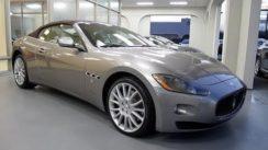 2011 Maserati Gran Turismo C In-Depth Review