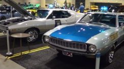 1972 AMC Javelin Police Cars
