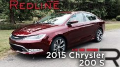 2015 Chrysler 200 S Road Test Review
