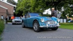 Austin Healey Mk 3000 Engine Sounds!