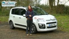 2013 Citroen C3 Picasso MPV Review