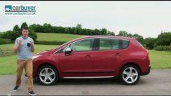 Peugeot 3008 MPV Review