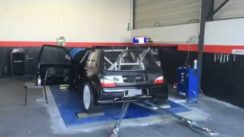 Peugeot 106 Evolution Dyno Video