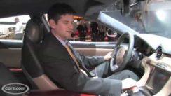 Debut: Fisker Karma at Detroit Auto Show
