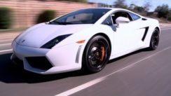Jay Leno Drives the 2012 Lamborghini Gallardo