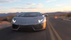 Road Tripping to SEMA in a Lamborghini Aventador