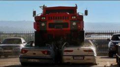 Marauder Military Vehicle on Top Gear