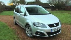 SEAT Alhambra Car Review