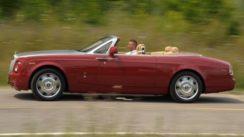 2010 Rolls-Royce Phantom Drophead Coupe Road Test
