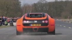Bugatti Veyron 16.4 with Mansory Exhaust