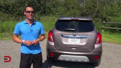 2013 Buick Encore Car Review